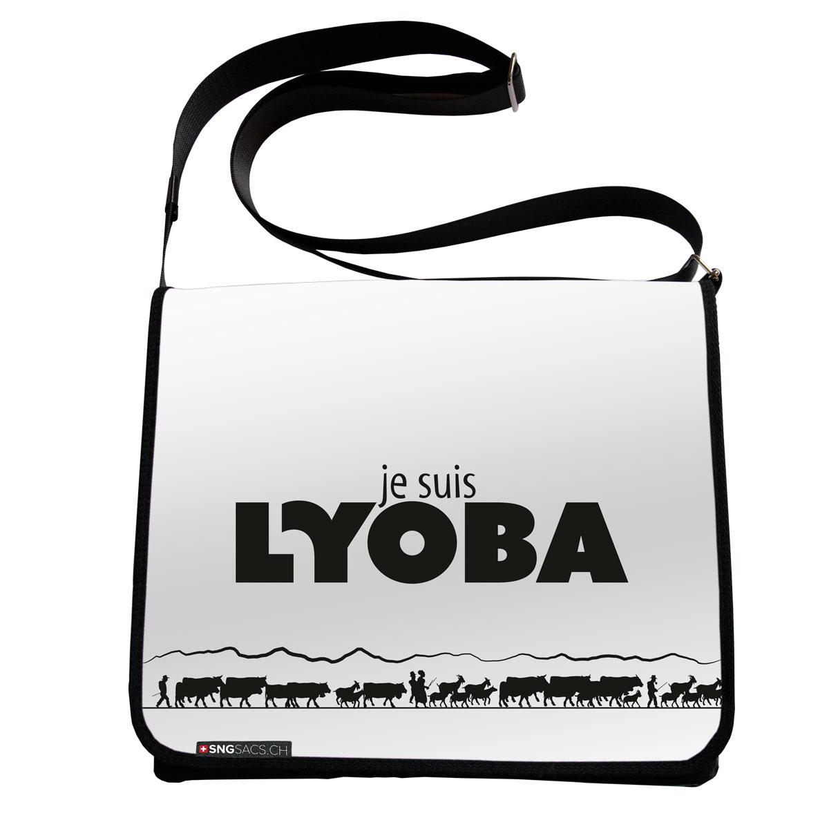 Je suis Lyoba