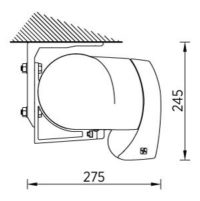 Armony Coupe Plafond 531 31 001