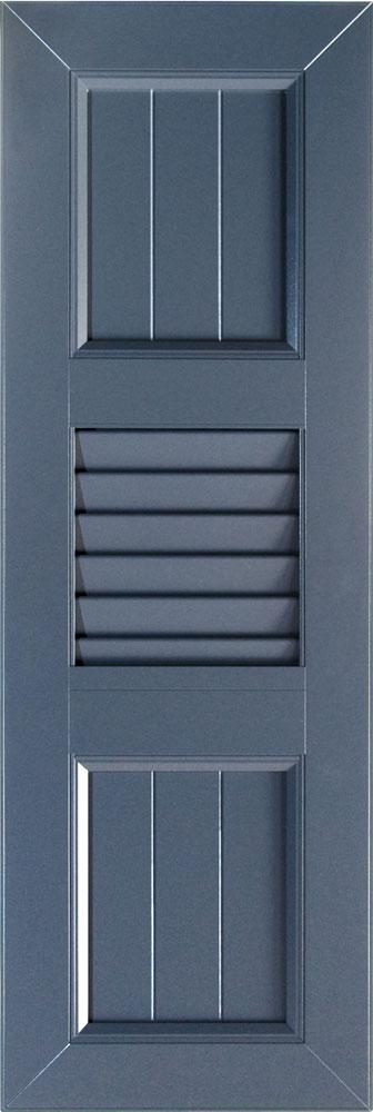 Volet aluminium Type 7b